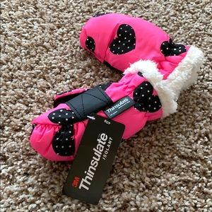 3M Thinsulate Other - Toddler girl Snow Mits